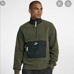 Nike Half Zip Fleece